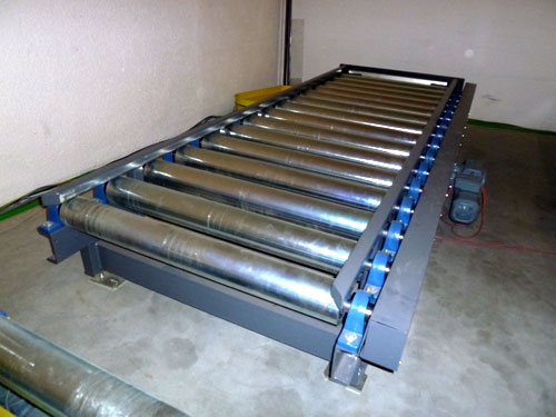 Heavy Duty Conveyor