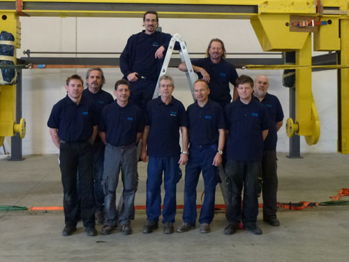 Assemblers and Supervisors